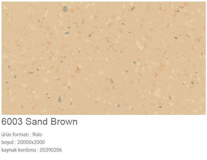 6003-Sand-Brown