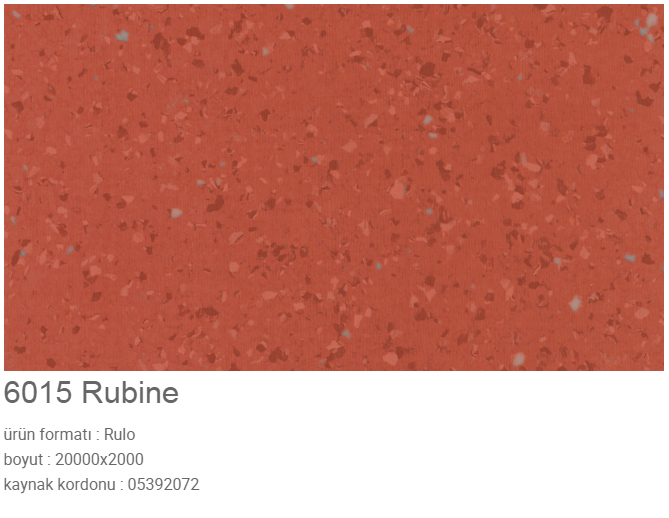6015-Rubine